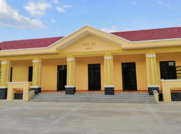 nhà ở chiến sĩ sư đoàn 5 Tây Ninh